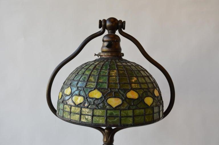 20th Century Tiffany Studios Floor Lamp For Sale 2