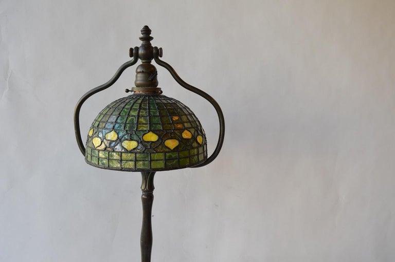 20th Century Tiffany Studios Floor Lamp For Sale 3