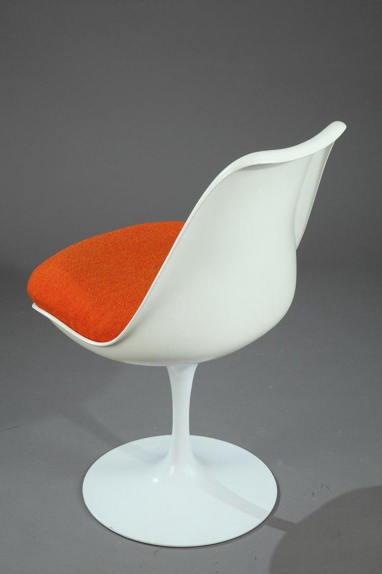 American 20th Century Tulip Chair by Eero Saarinen For Sale