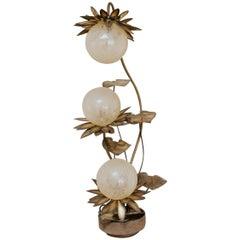 "20. Jahrhundert, Vintage ""Flower"" Lampe"