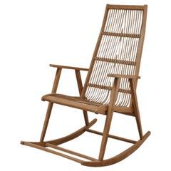 20th Century Vintage Rocking Chair