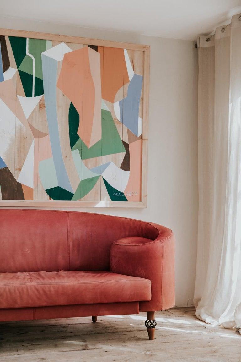 Dutch 20th Century Vintage Sofa by Maroeska Metz For Sale