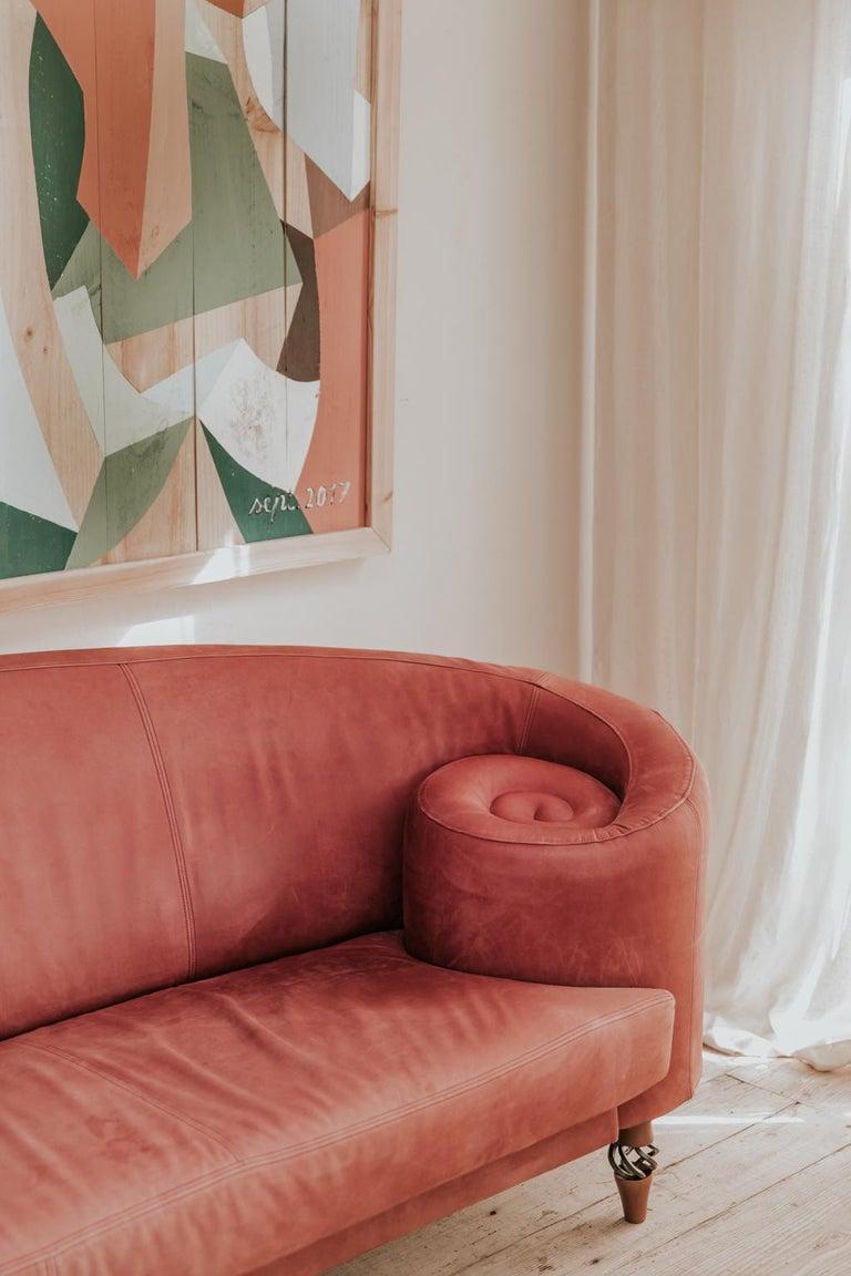 20th Century Vintage Sofa by Maroeska Metz For Sale 2