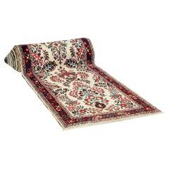 20th Century Woven Asian Carpet Runner
