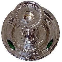 20th Century Edwardian Sterling Silver Art Nouveau Chamberstick Lon1902 Hutton