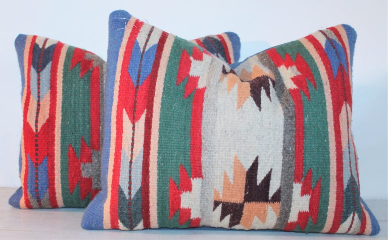 American 20th Century Indian Weaving Pillows For Sale