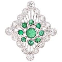 Roshe Jewels Cluster Rings