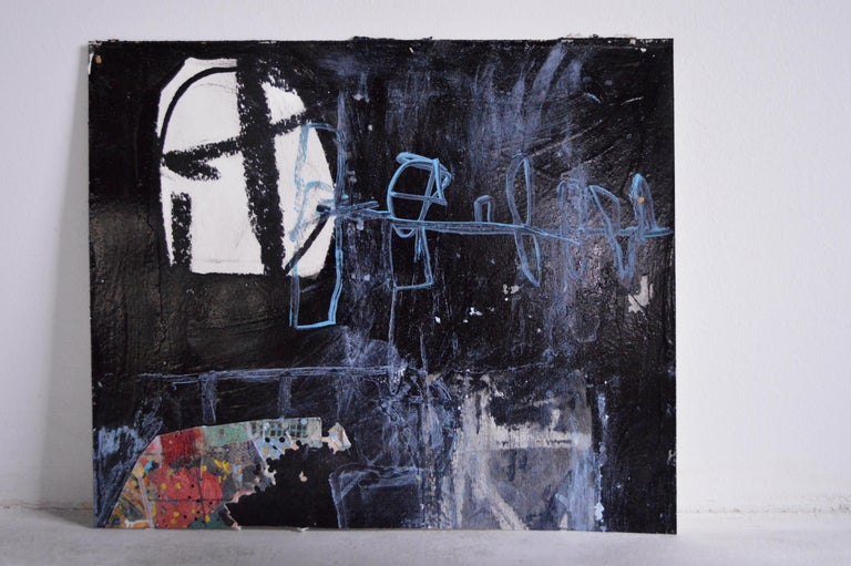 21st Century Abstract Painting/Mixed-Media Work by Greg Dickerson For Sale 1