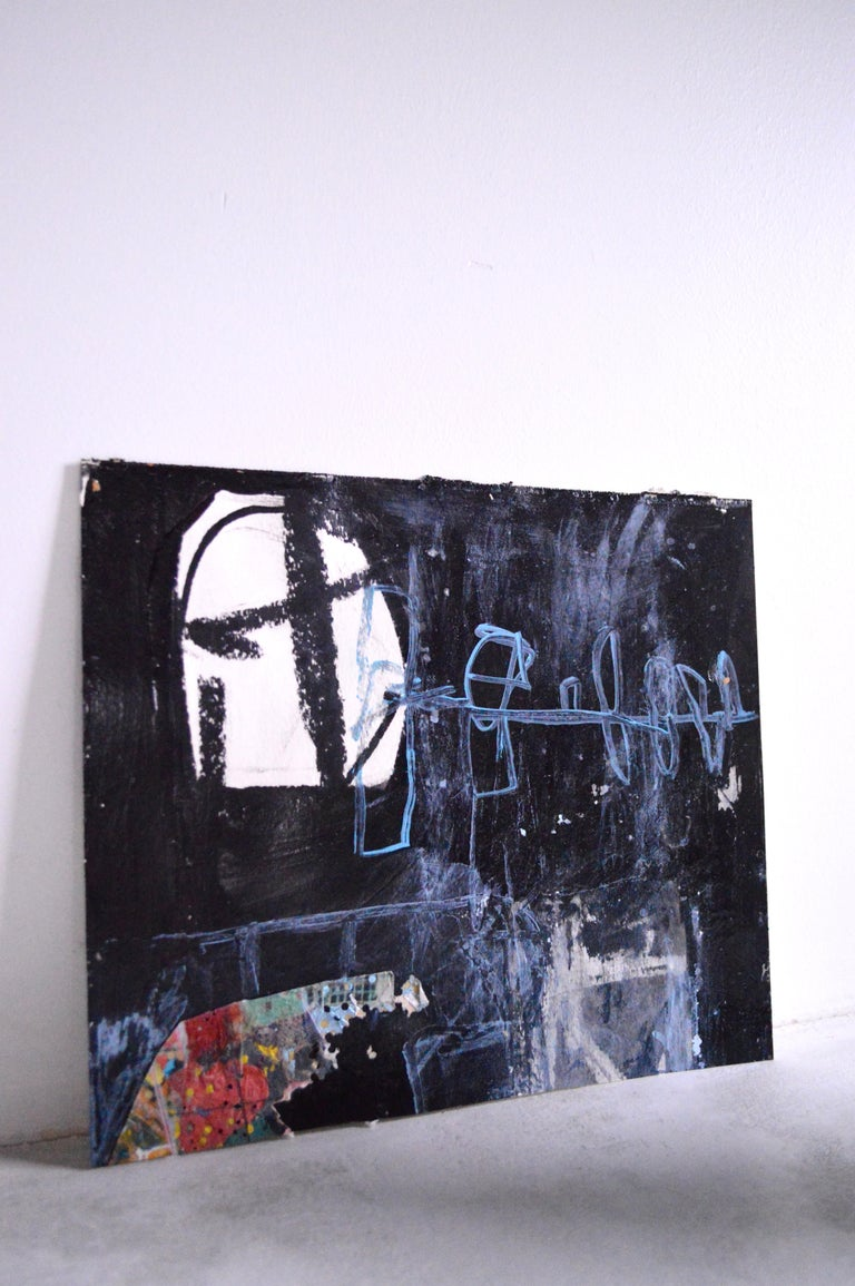 21st Century Abstract Painting/Mixed-Media Work by Greg Dickerson For Sale 2