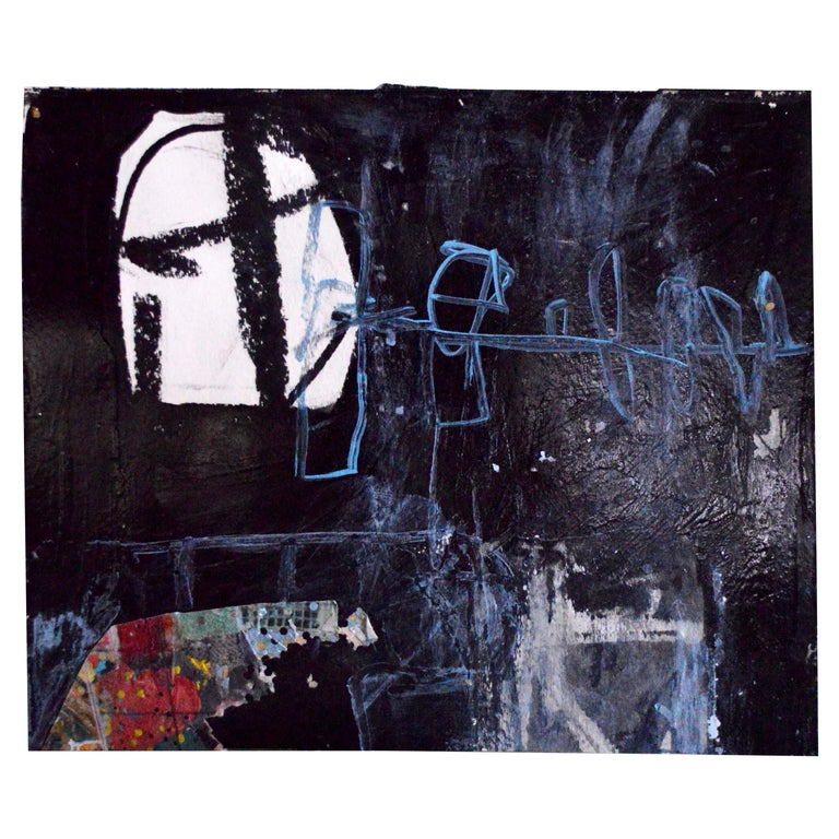 21st Century Abstract Painting/Mixed-Media Work by Greg Dickerson For Sale