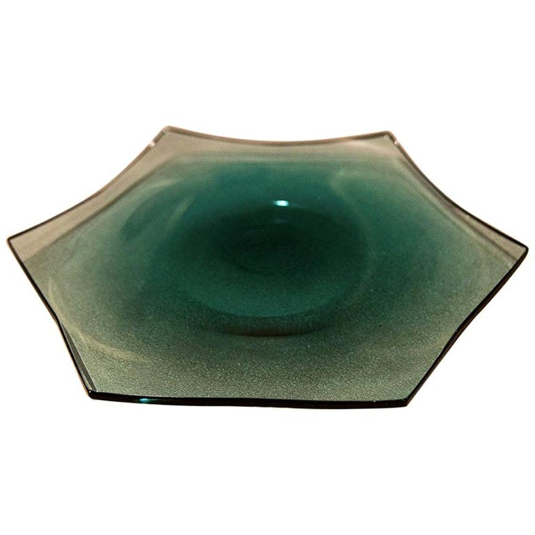 21st Century Alessandro Mendini Large Tray Murano Glass Various Colors For Sale 5