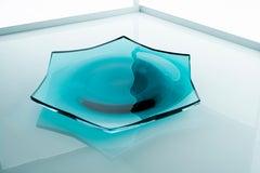 21st Century Alessandro Mendini Small Tray Murano Glass Various Colors