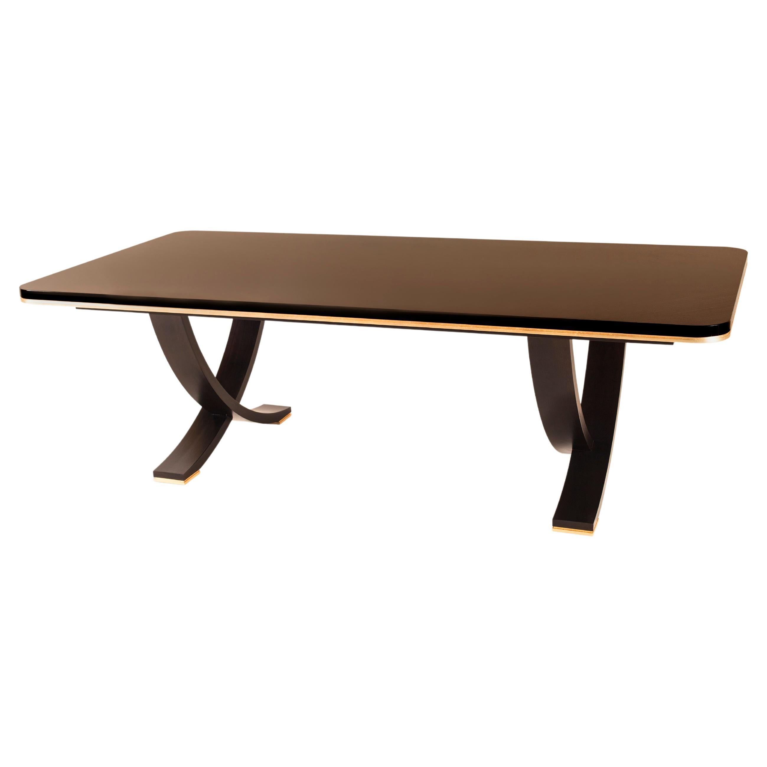 21st Century Charles Dining Table Handcrafted Portugal by Greenapple