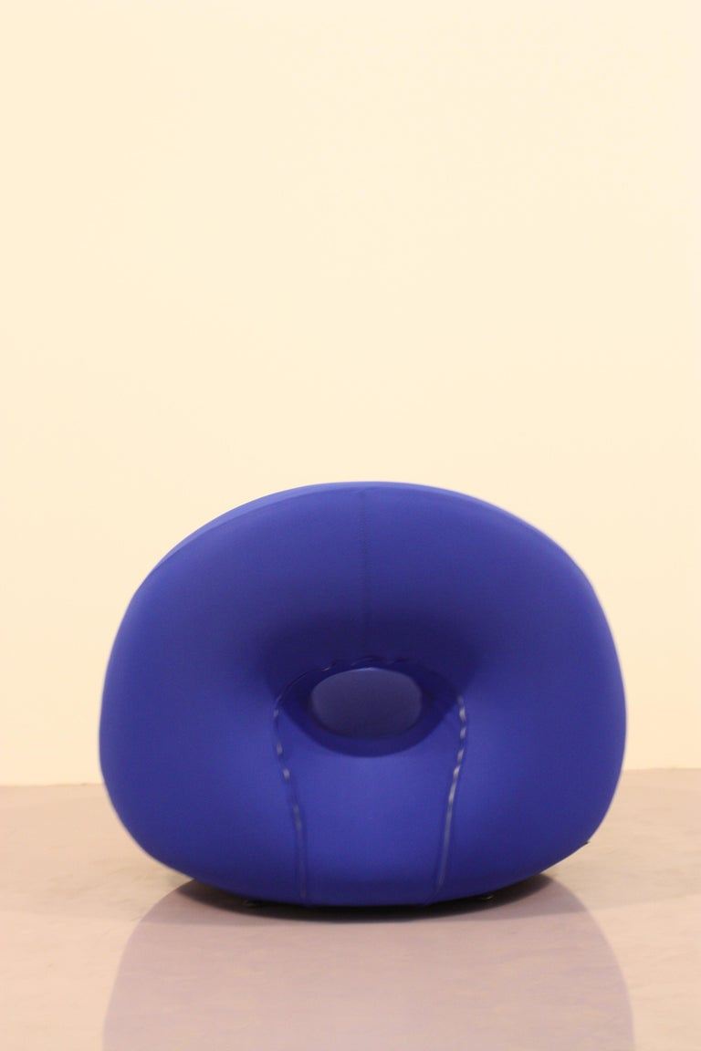 Modern  Bolle Armchair 21st Century project by Sergio Giobbi for Giovannetti Collezioni For Sale