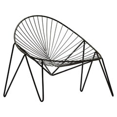 21st Century by Bartoli Design Lounge Chair Ergonomic Artisan Indoor-Outdoor