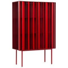 21st Century by Marta Laudani e Marco Romanelli Cabinet Steel Artisan Custom