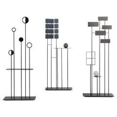 21st Century by Marta Laudani e Marco Romanelli Steel Sculpture Artisan