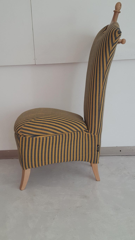 Modern 21st Century by Mauro Lovi Ancella Armchair For Sale