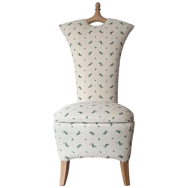 Ancella Armchair project by Mauro Lovi for Giovannetti Collezioni 21st Century For Sale