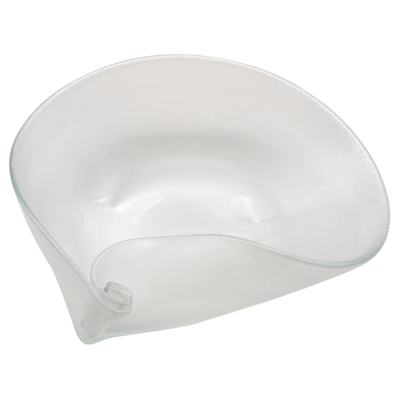 21st Century by Micheluzzi Glass Seashell Chrystal Handmade Murano Glass