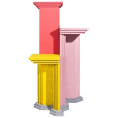 21st Century Candystore Sound Absorbing Colored Shelf by Marie Aigner