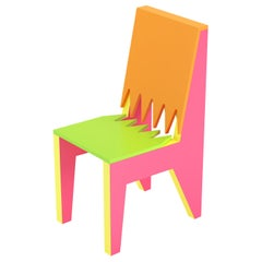 21st Century Chair by Adam Nathaniel Furman for De Rosso HPL Laminate