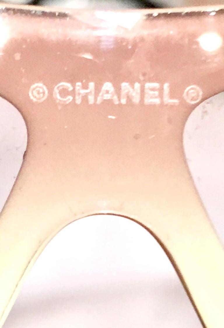 21st Century Chanel Pink & Chrome