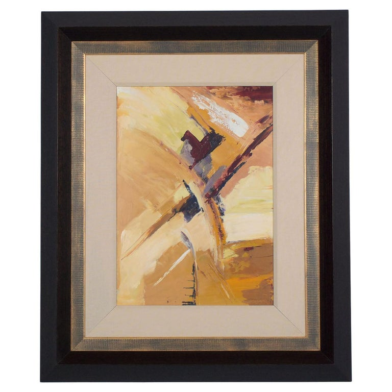 21st Century Contemporary Abstract Acrylic Wall Painting  For Sale