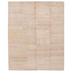 21st Century Contemporary Modern Tibetan Wool Rug