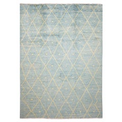 21st Century Contemporary Moroccan Style Rug