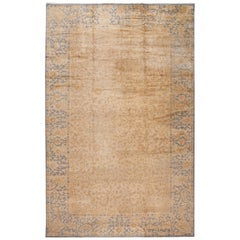 21st Century Contemporary Oversize Wool Rug