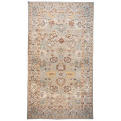 21st Century Contemporary Sultanabad Style Rug