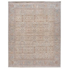 21st Century Contemporary Tabriz Style Wool Rug