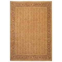 21st Century Contemporary Tabriz Wool Rug
