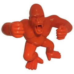 21st Century, Design Orange Resin Donkey Kong