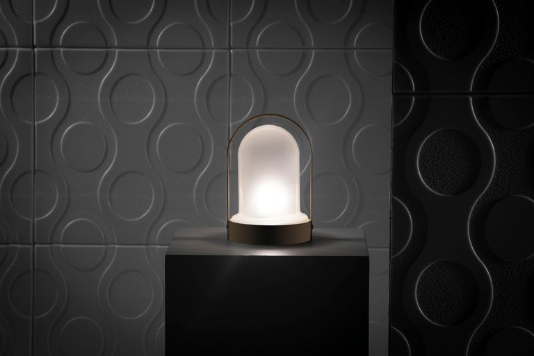 Concept (2015) - A fragment of light gathered in a shell forged with handmade care, of classic valure and unique for adaptability.  Every single model of Goncen collection created by the designer is thought to be insert in their context in a
