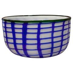 21st Century Elena Cutolo Bowl Murano Glass Various Colors