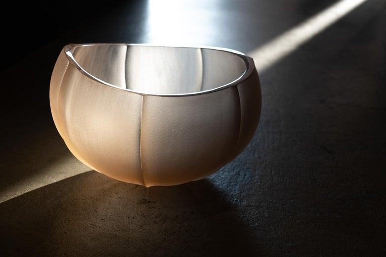 21st Century Federico Peri Medium Vase Murano Glass Various Colors For Sale 4
