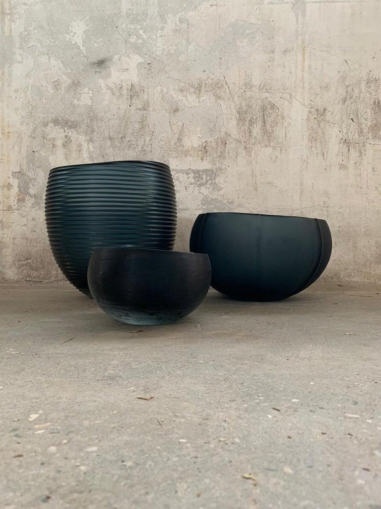 21st Century Federico Peri Medium Vase Murano Glass Various Colors For Sale 7