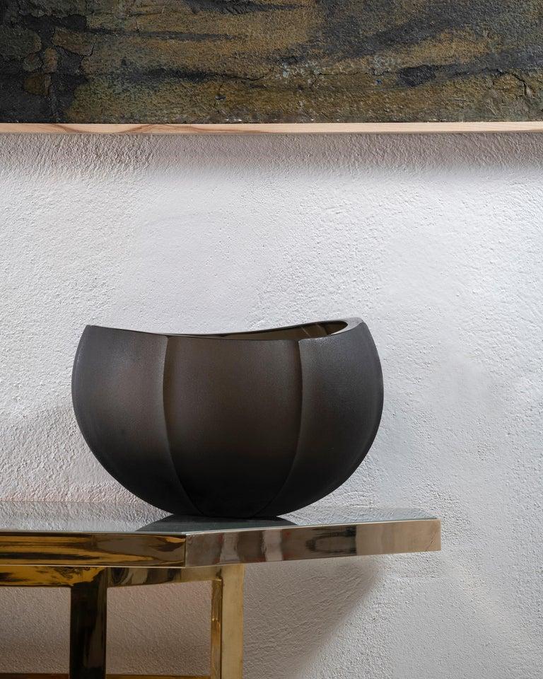 21st Century Federico Peri Medium Vase Murano Glass Various Colors For Sale 9