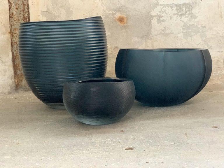 21st Century Federico Peri Medium Vase Murano Glass Various Colors For Sale 11