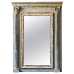 A pair of 21st Century French Neoclassical Style Mirrors