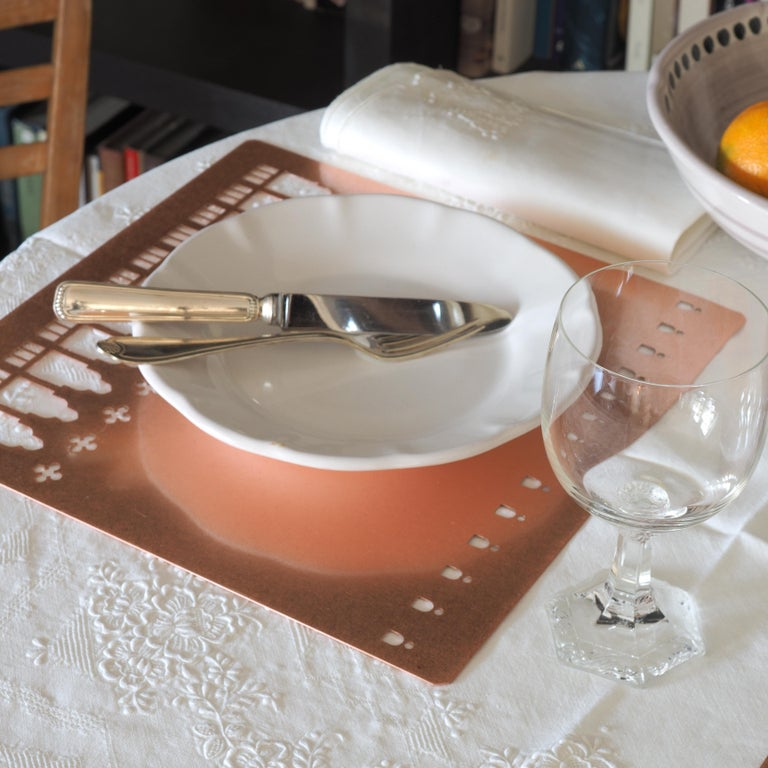 Hand-Crafted 21st Century Ceramic Side Plate White Handmade For Sale