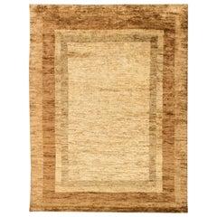 21st Century Hemp Brown and Beige Carpet