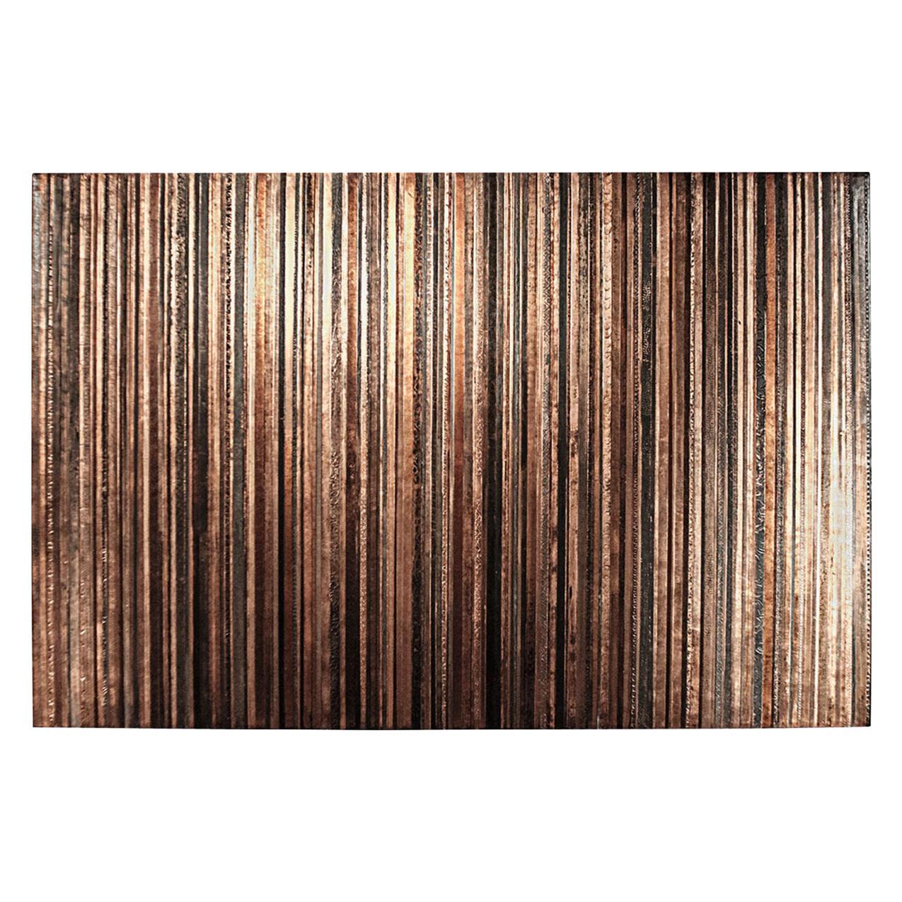 21st Century Laboratorio Avallone Artwork Copper