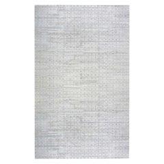 21st Century Large Terra Rug Handmade in Natural Wool