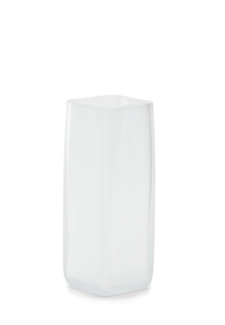 21st Century LPWK Vase Frosted Murano Glass Various Colors In New Condition For Sale In Brembate di Sopra (BG), IT