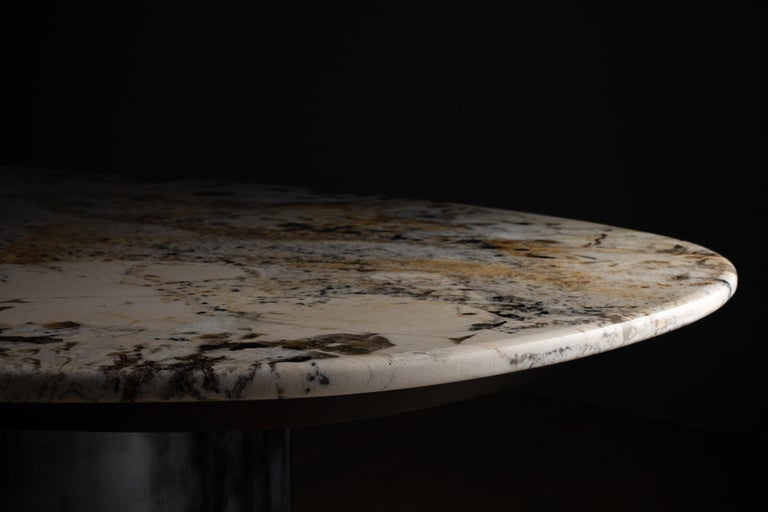 21st Century Modern Armona Dining Table Handcrafted in Portugal by Greenapple  For Sale 10