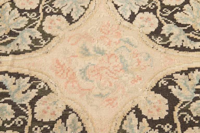 21st Century Modern Bessarabian Oversize Wool Rug For Sale 6