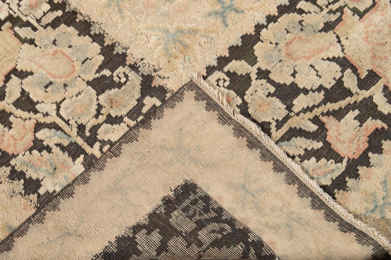 21st Century Modern Bessarabian Oversize Wool Rug For Sale 8